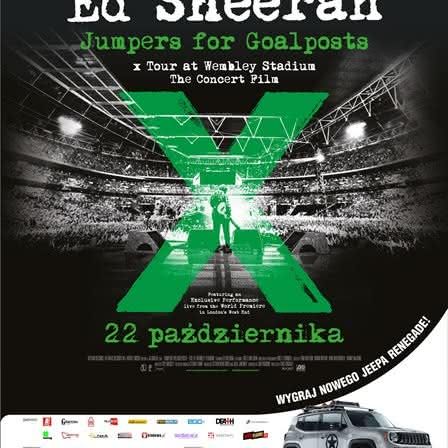 Ed Sheeran: Jumpers for Goalposts w Multikinie