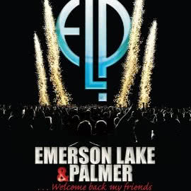 Emerson Lake & Palmer - 40th Anniversary Reunion Concert na DVD