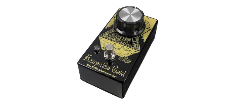 EARTHQUAKER DEVICES - Acapulco Gold