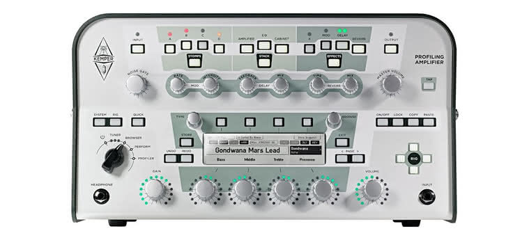 KEMPER - Profiler Head WH