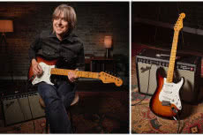 "Fender Eric Johnson 1954 ""Virginia"" Stratocaster"