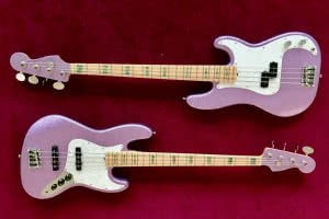 Nowe basy Fender Limited Edition Adam Clayton