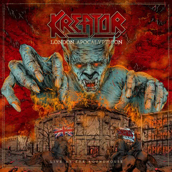 Kreator - London Apocalypticon – Live At The Roundhouse