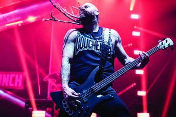 Chris Kael (Five Finger Death Punch)
