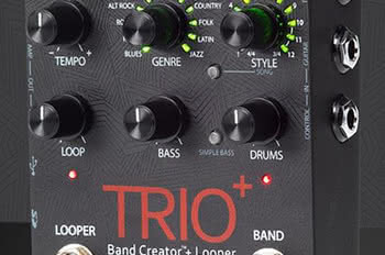 DigiTech Trio Plus Band Creator już w Guitar Center