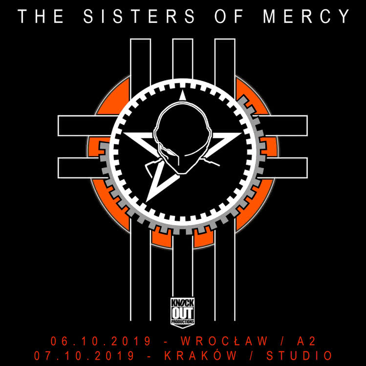 Dwa koncerty The Sisters Of Mercy