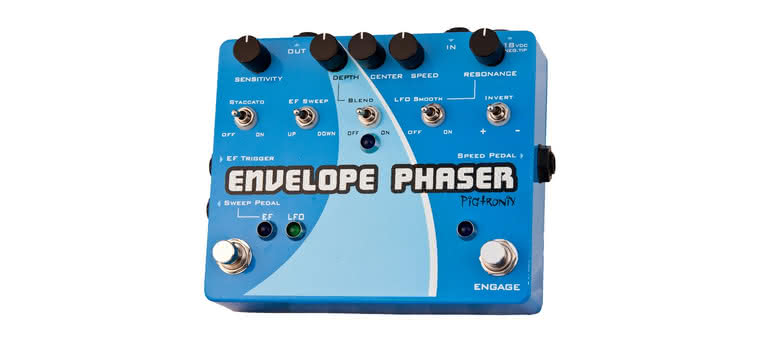 PIGTRONIX - EP2 Envelope Phaser
