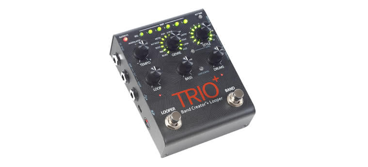 DIGITECH - Trio+ Band Creator + Looper
