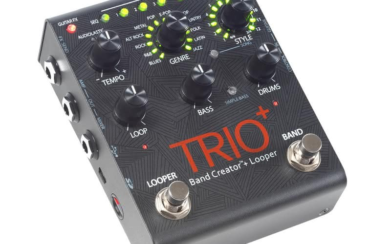 Trio+ Band Creator + Looper