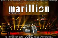 Marillion Weekend ponownie w Łodzi