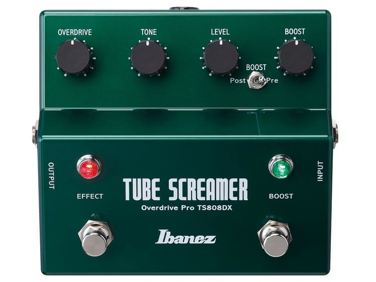 IBANEZ - Tube Screamer TS808DX