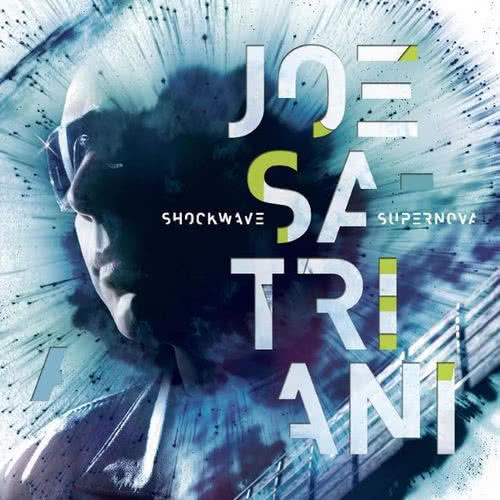 Joe Satriani - wygraj album Shockwave Supernova