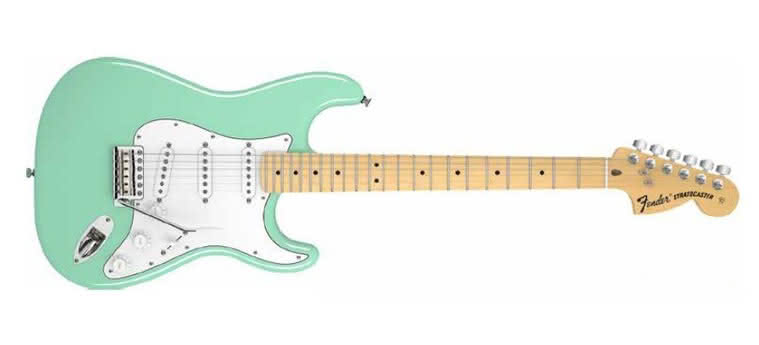 FENDER - American Special Stratocaster