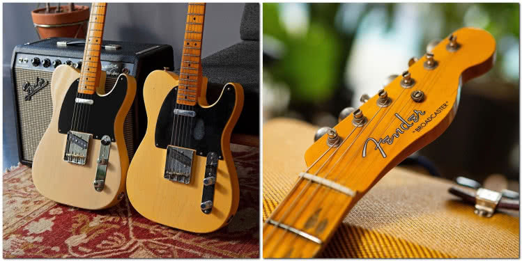 Fender Custom Shop Limited Edition 70th Anniversary Broadcaster