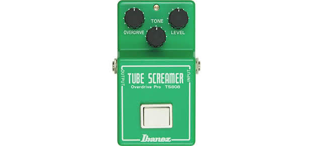 IBANEZ - TS-808 Tube Screamer