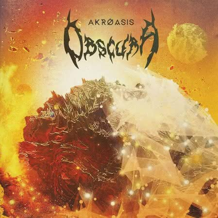 Obscura - Akroasis