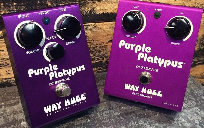 Way Huge Purple Platypus Octidrive MkII