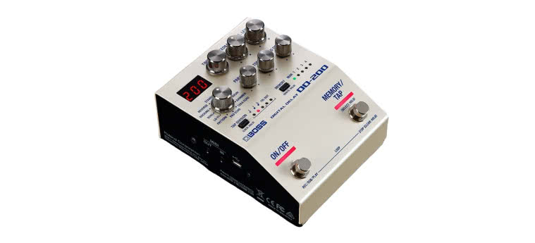 BOSS - DD-200 Digital Delay