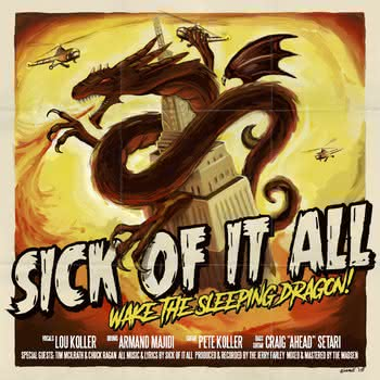 Sick of It All - Wake The Sleeping Dragon