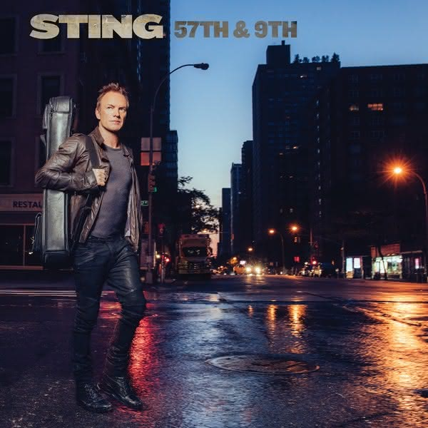 57th & 9th - nowy album Stinga!