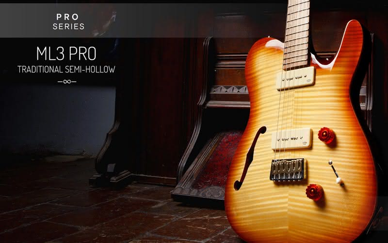 Chapman ML3 Pro Traditional Semi-Hollow