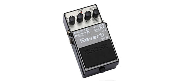BOSS - RV-6 Reverb