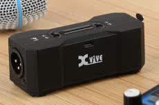 XVive MD1 Wireless MIDI System i P1 Portable Phantom Power Supply