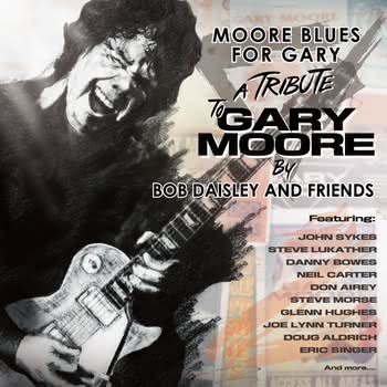 Bob Daisley and Friends - Moore Blues For Gary