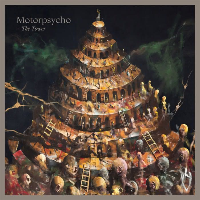 """The Tower"" Motorpsycho w sklepach"