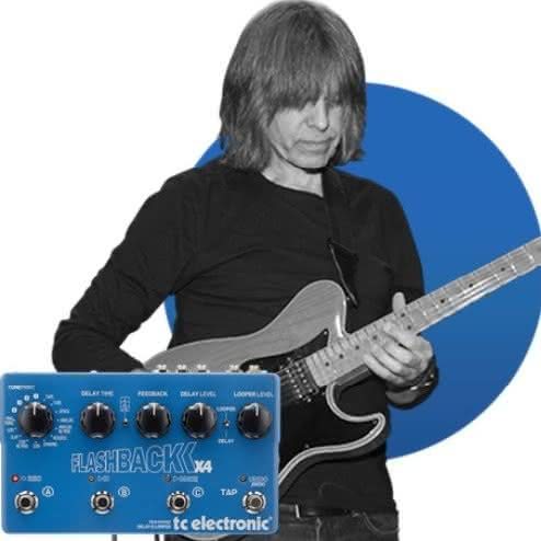 TC Electronic Mike Stern Delay TonePrint