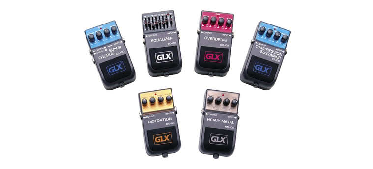 GLX - DS-100 DISTORTION
