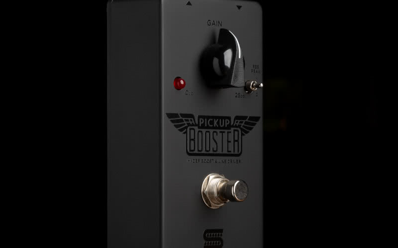 Seymour Duncan Pickup Booster Blackened Limited
