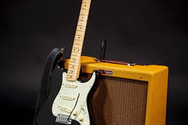Fender The Edge Stratocaster i Fender The Edge Deluxe