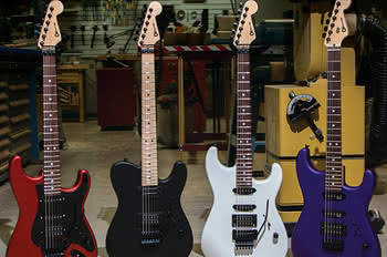 Charvel USA Select