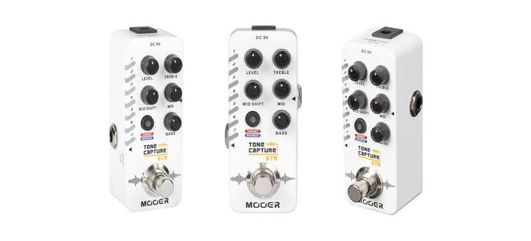 MOOER - Tone Capture GTR