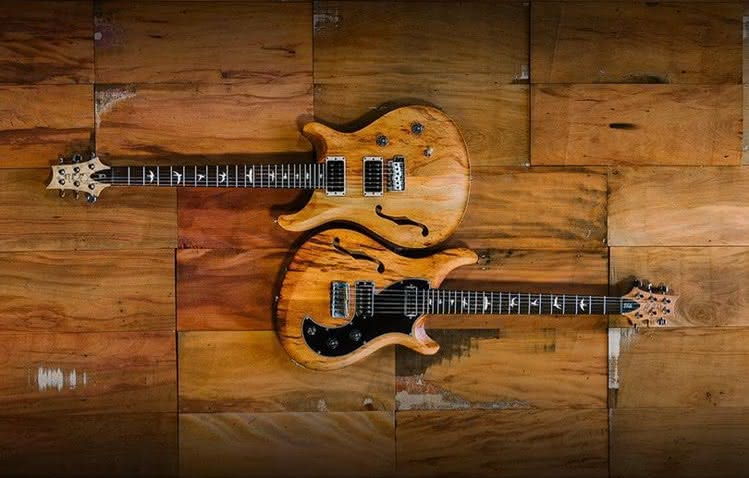 PRS Guitars - nowa seria Reclaimed Limited