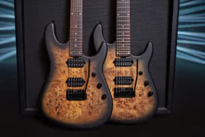 Sterling by Music Man Jason Richardson6 Cutlass