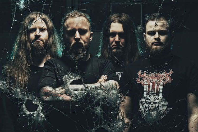 Decapitated i Frontside na Knock Out Tour 2018