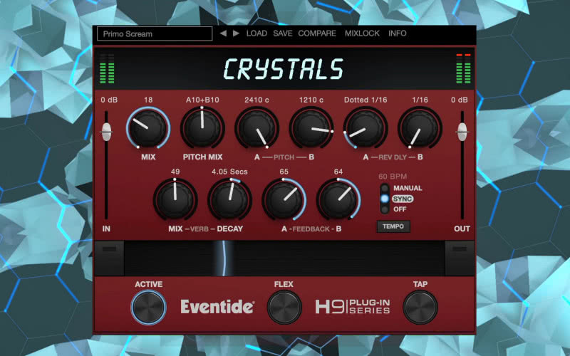 Nowy plugin Eventide Crystals