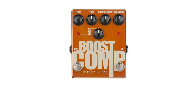 TECH 21 - Boost Comp