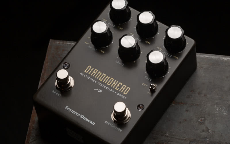 Seymour Duncan Diamondhead Distortion/Boost