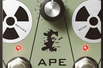 J. Rockett Audio Designs Analog Preamp Experiment (APE)