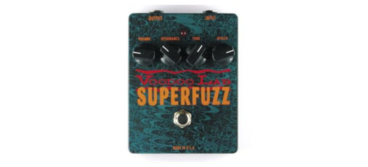 VOODOO LAB - Superfuzz