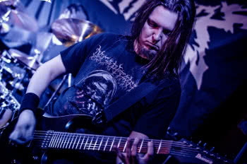 Hubert Więcek (Decapitated, Banisher)