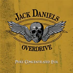 Jack Daniels Overdrive - Pure Concentrated Evil
