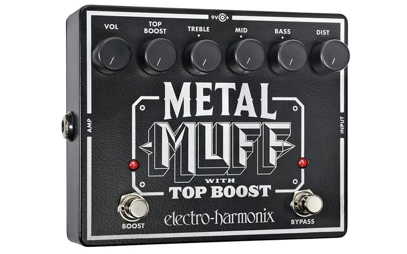 Metal Muff Top Boost