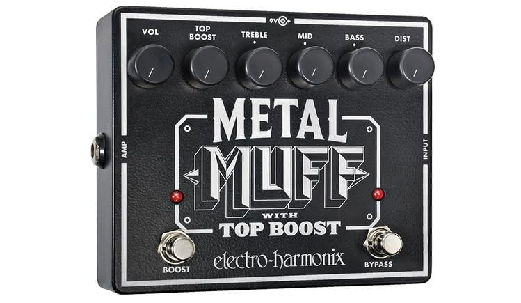 ELECTRO-HARMONIX - Metal Muff Top Boost