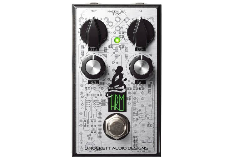 J. ROCKETT AUDIO DESIGNS - Hot Rubber Monkey Overdrive