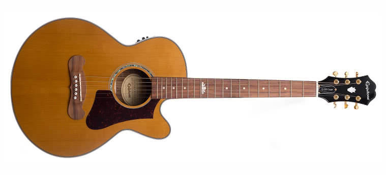 EPIPHONE - EJ-200 Coupe