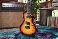 Epiphone Nancy Wilson Fanatic